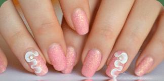 ongles résine