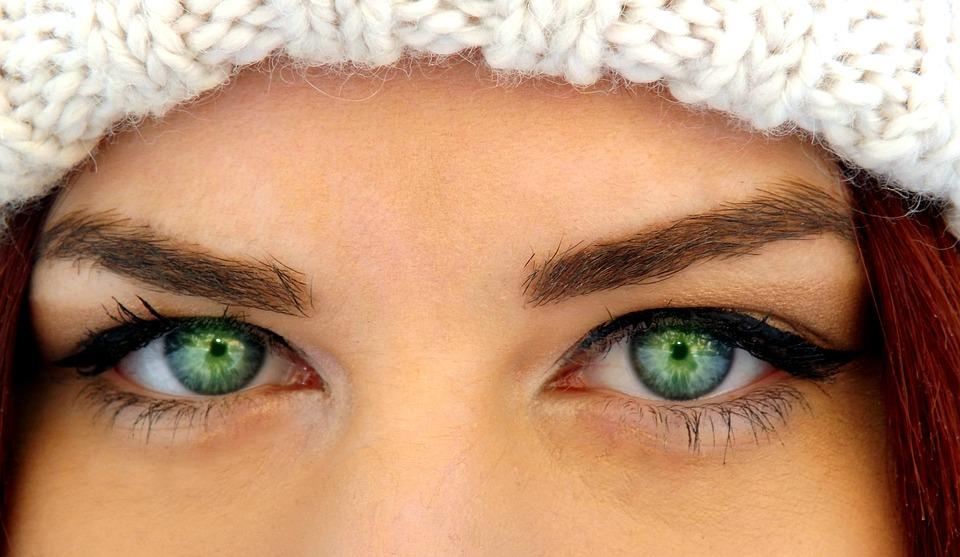 971197ca10d44 Maquillage des yeux verts   Conseils - La Mode c est vous