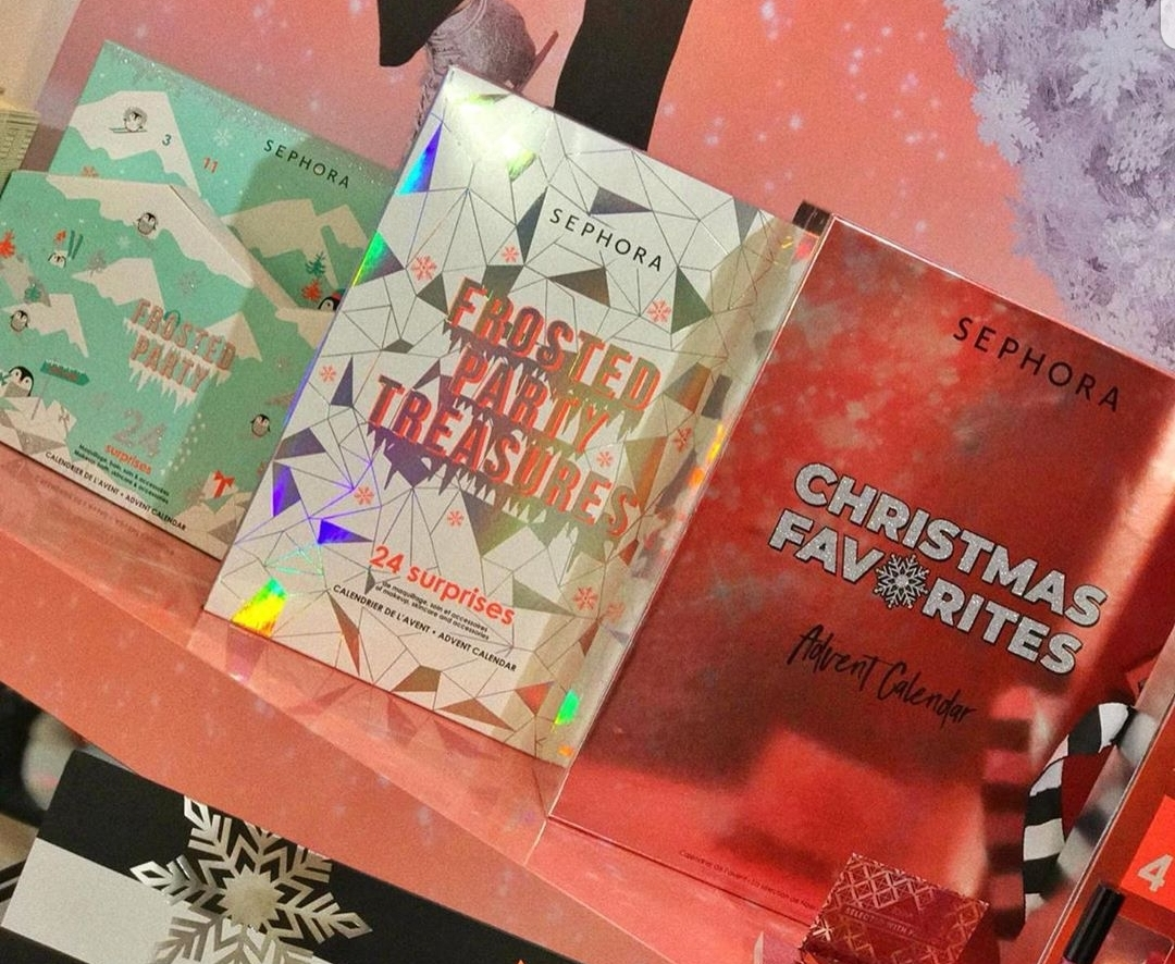 Birchbox Calendrier De Lavent 2020.Calendrier De L Avent Sephora Christhmas Favorite La