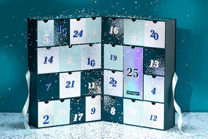 Le calendrier de l'avent Birchbox