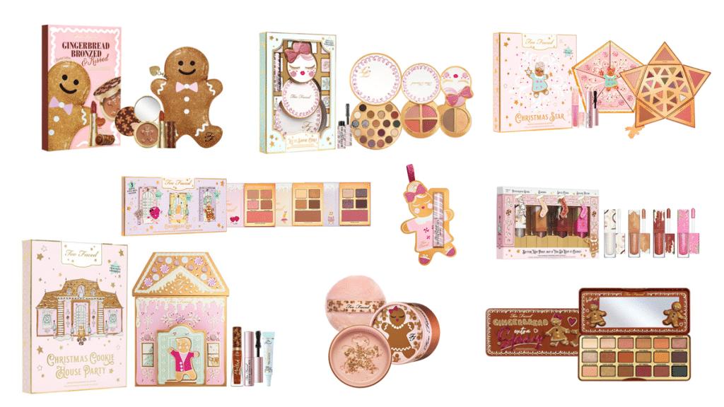 La collection Noël de Too Faced est disponible