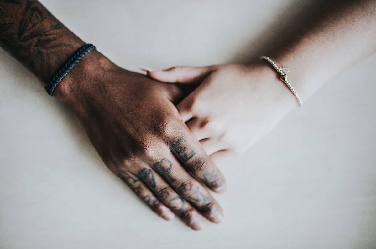 bracelet bresilien couple