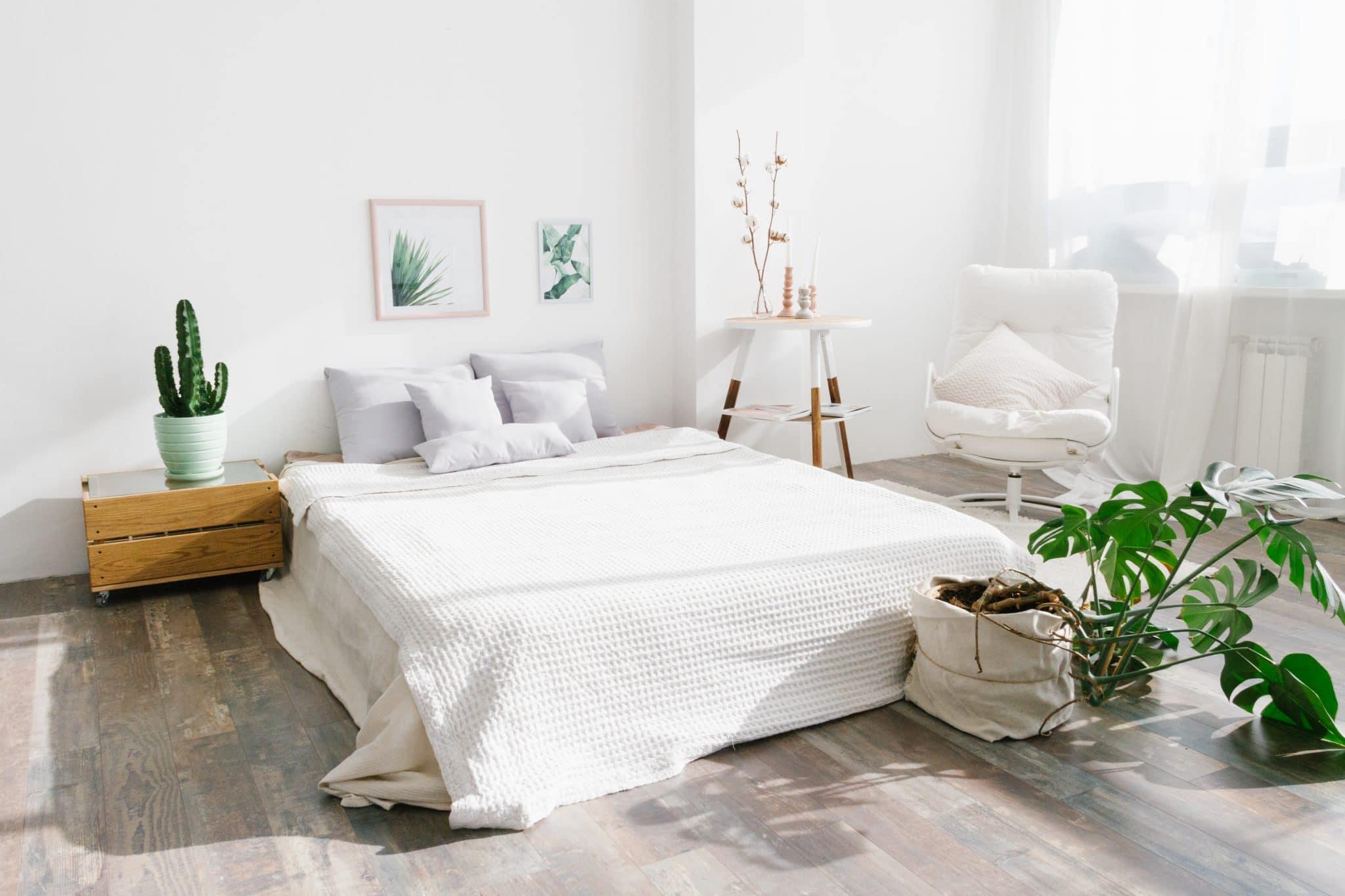 Comment donner un coup de boost à sa chambre à coucher ?
