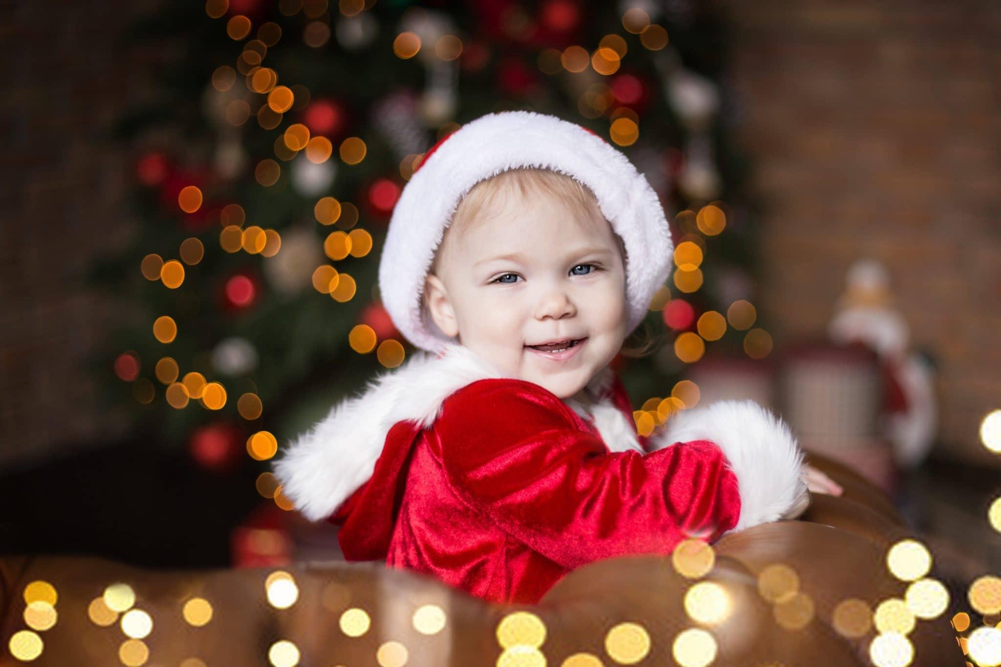 Comment habiller son enfant pour les fêtes ?