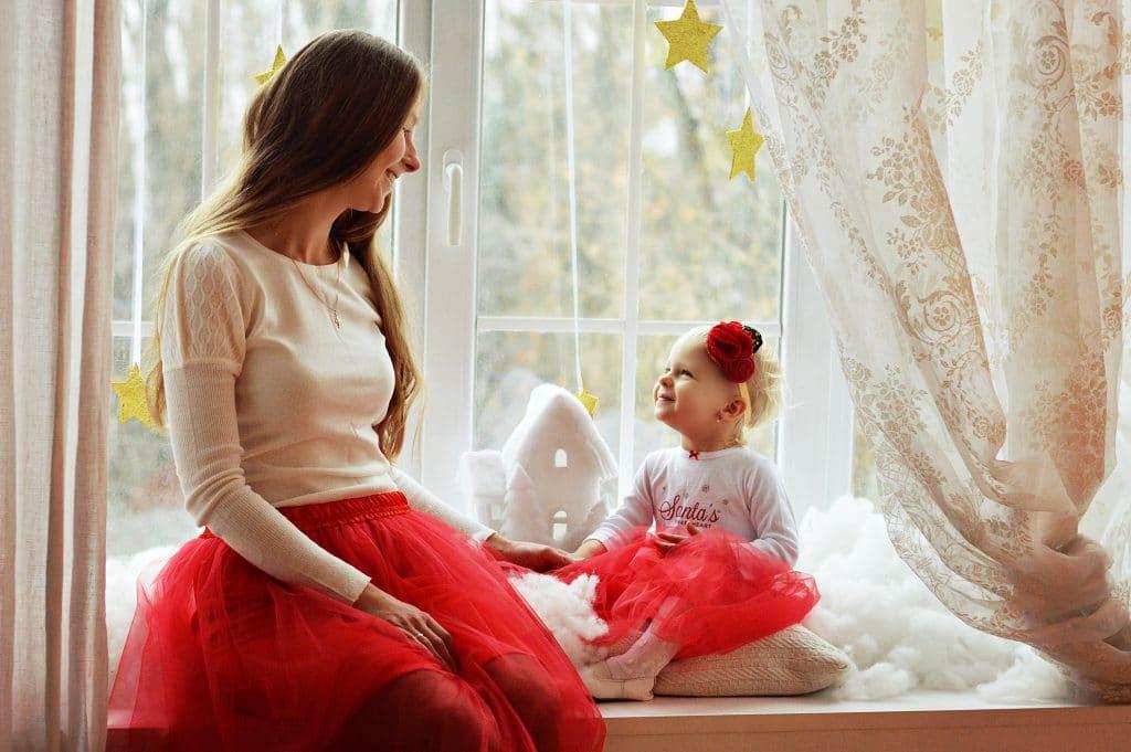 Habiller un bébé pour les fêtes