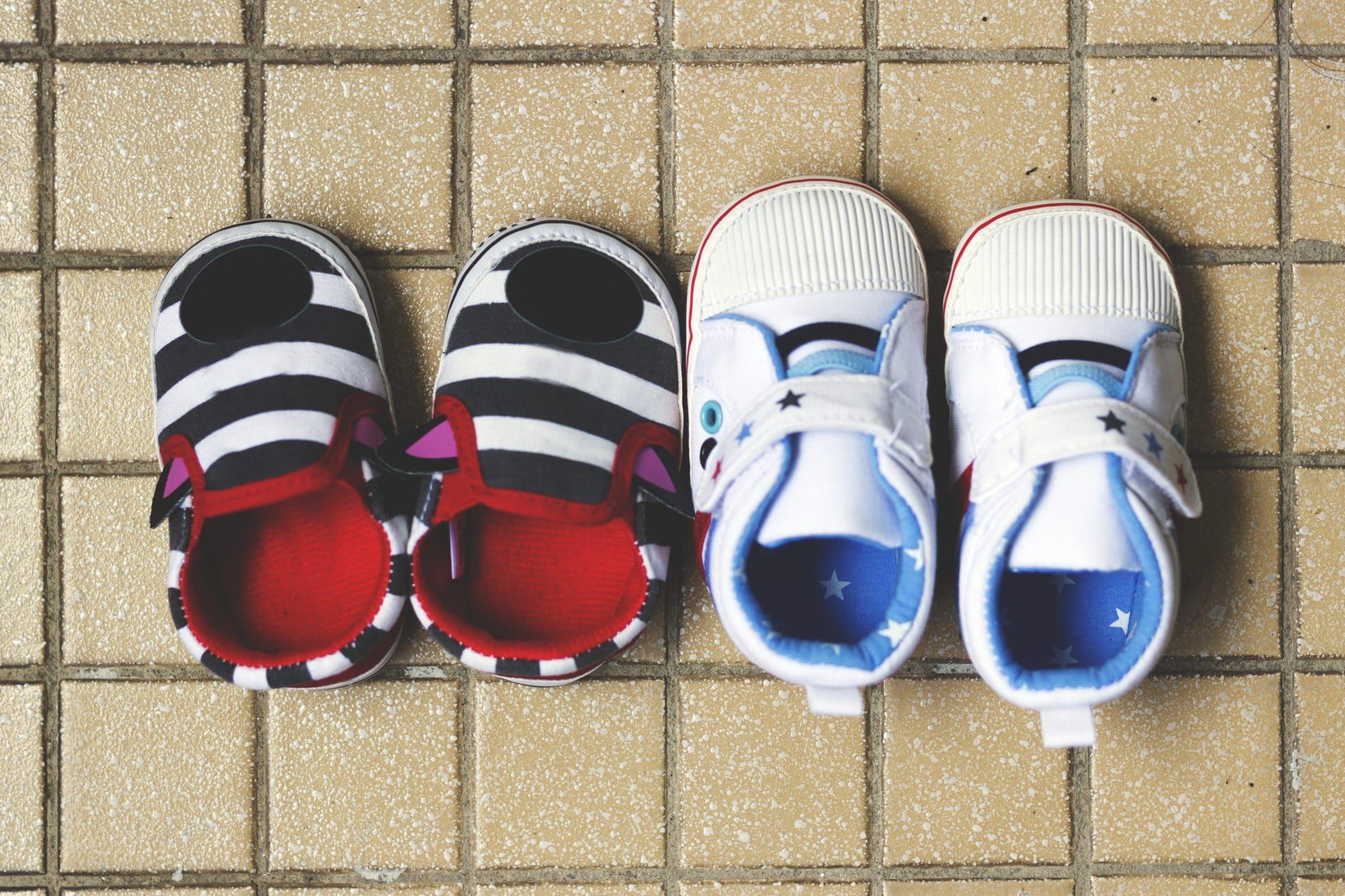 Choisir de bonnes chaussures pour ses enfants : les conseils