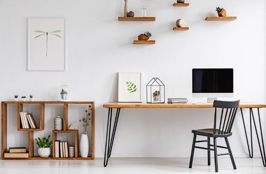 À l'heure du télétravail : comment décorer son bureau maison ?