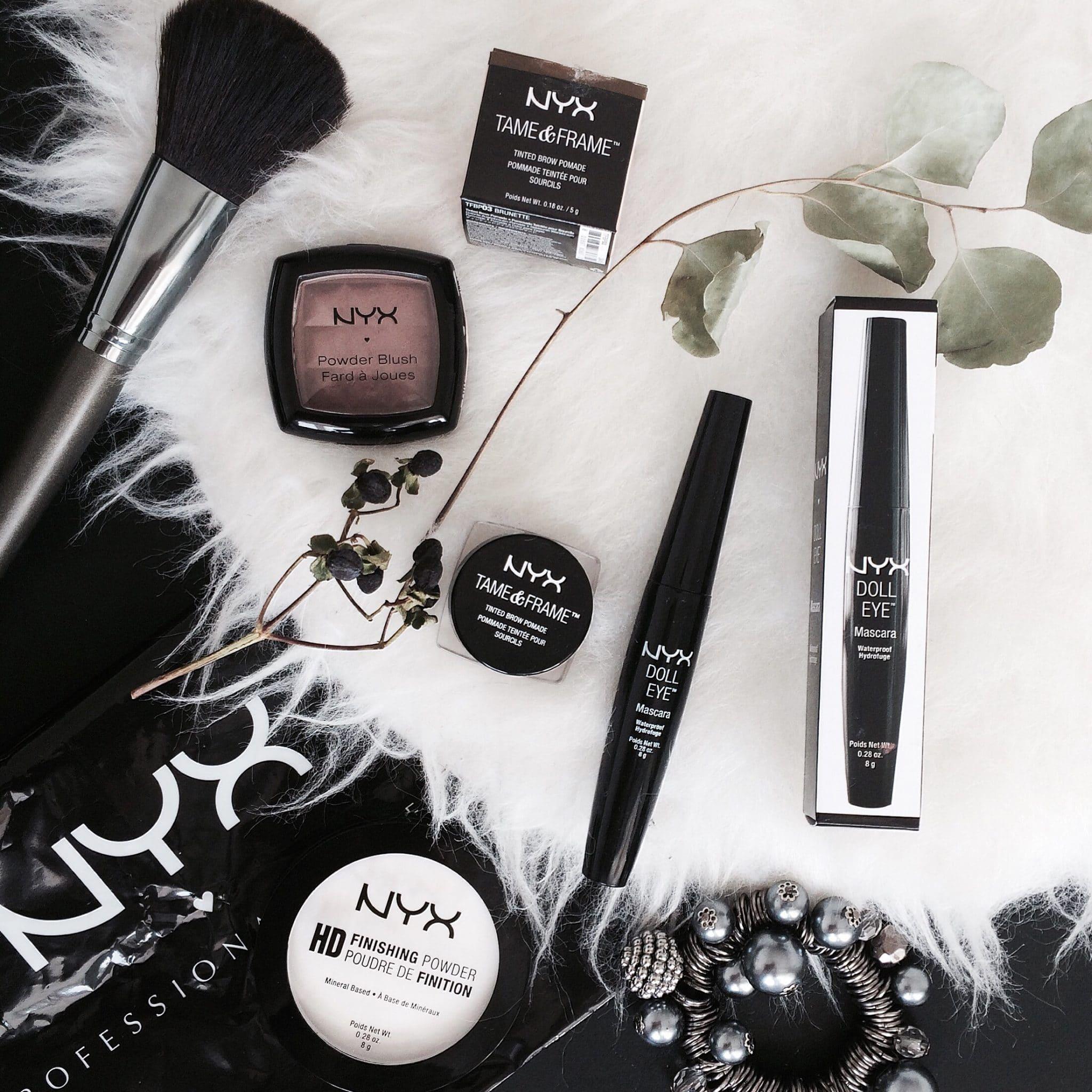 Les Meilleurs Produits de la Marque Nyx Cosmetics