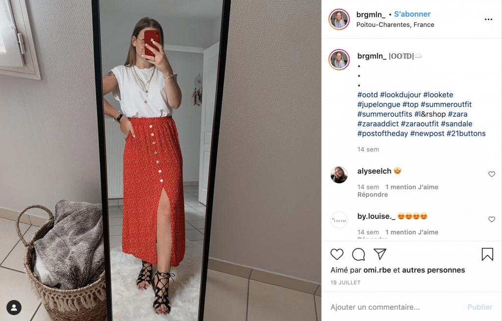 brgmln_ tendance jupe longue