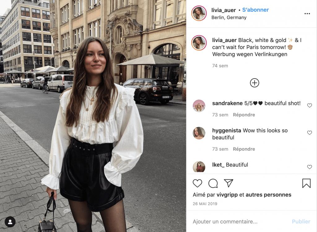 Livia_auer tendance blouse