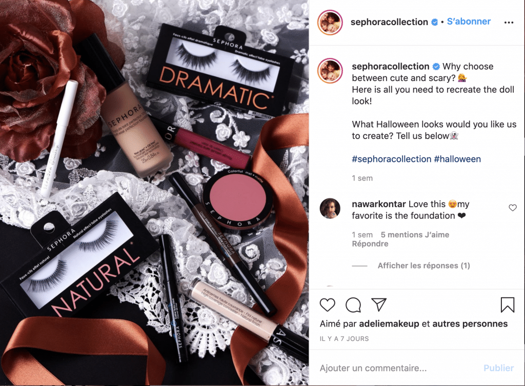 Sephora Collection meilleures marques maquillage pas cher