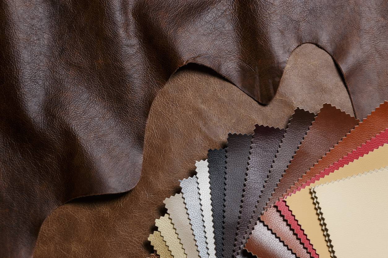 différents types de cuirs