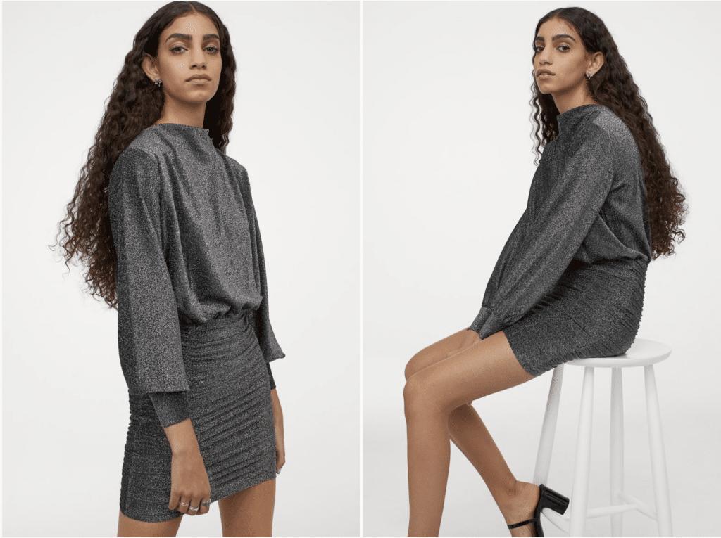Robe de soirée à commander en ligne chez H&M