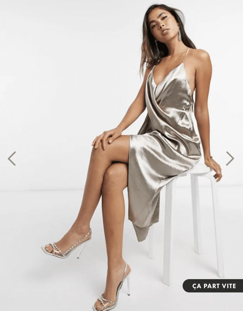 Asos boutique de robes de soirée en ligne