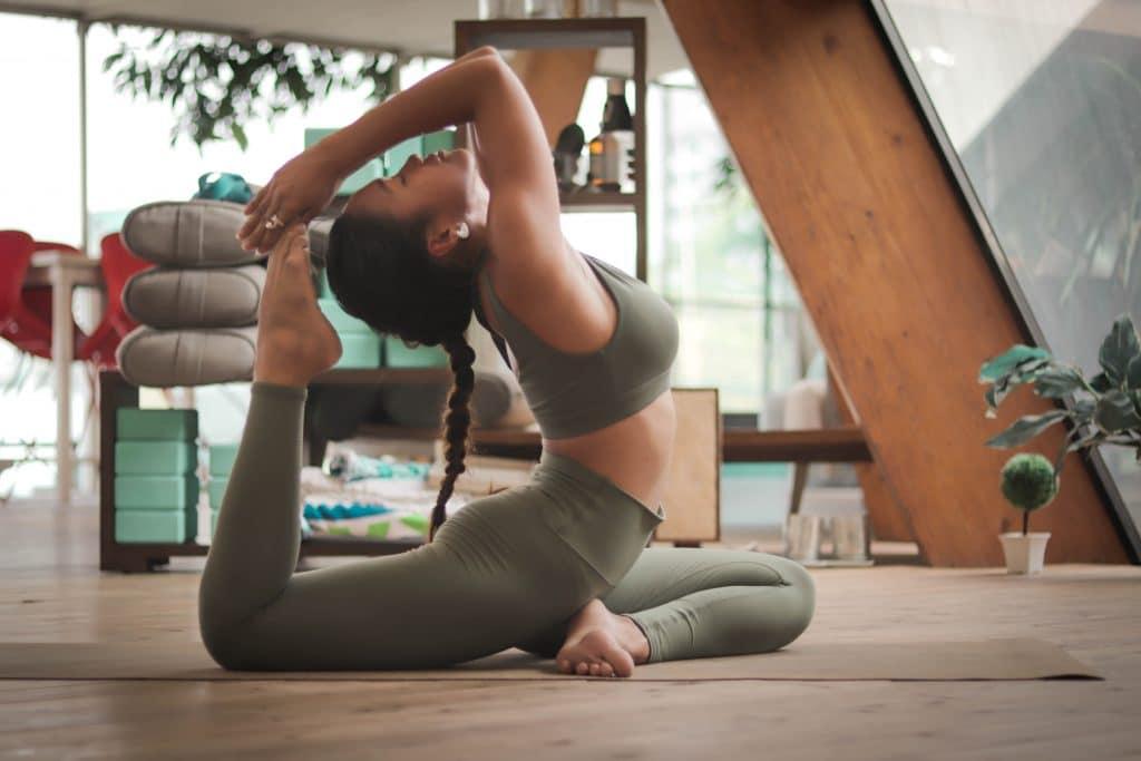 yoga pour arrêter de pleurer sans raison