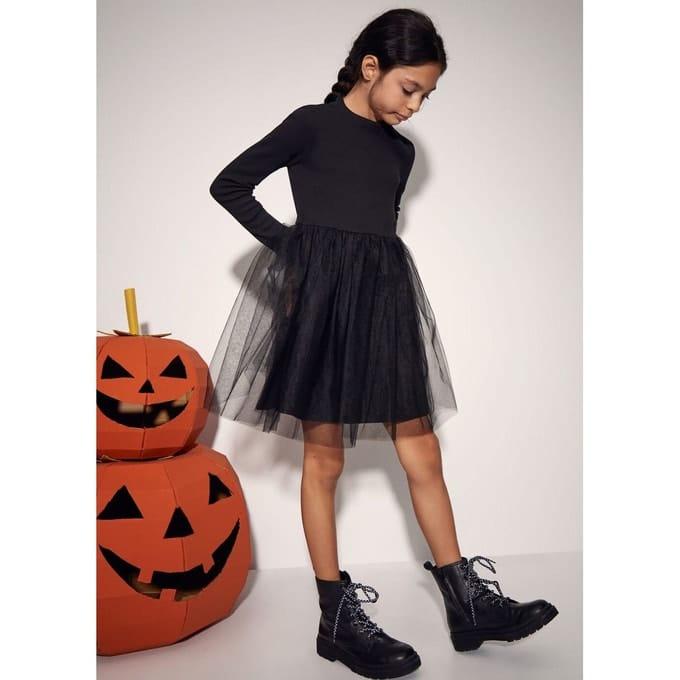 LaRedoute robe fille 12 ans halloween
