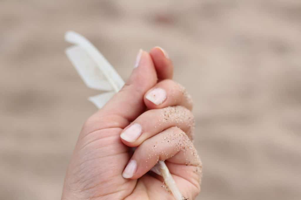 remèdes naturels ongles striés