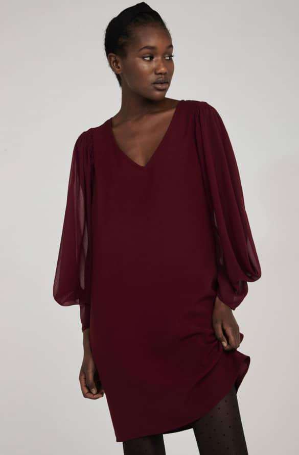 robe de soirée ample Naf Naf