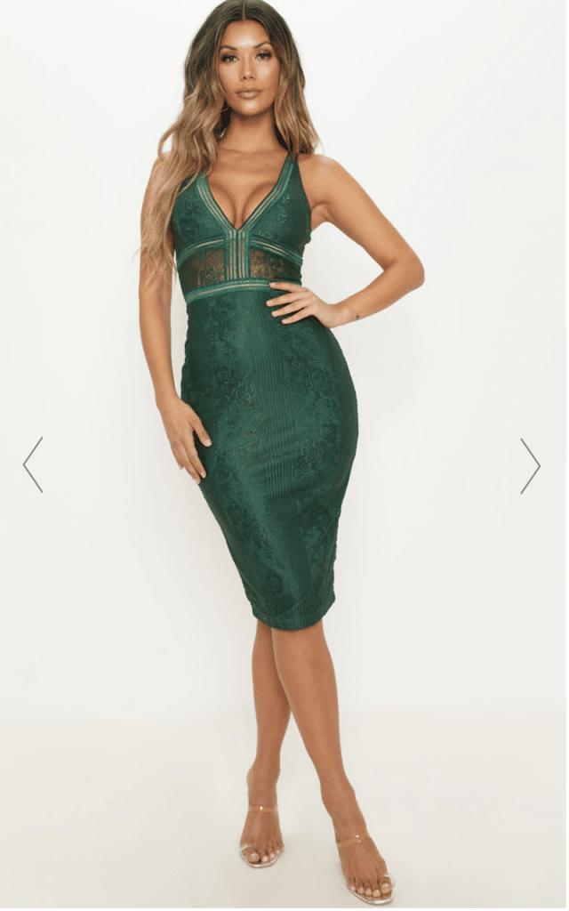 PrettyLittlething boutique de robes de soirée