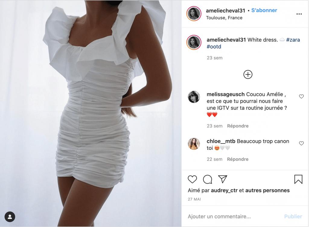 ameliecheval31 robe tendance