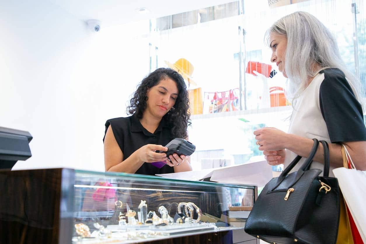 magasin de bijoux