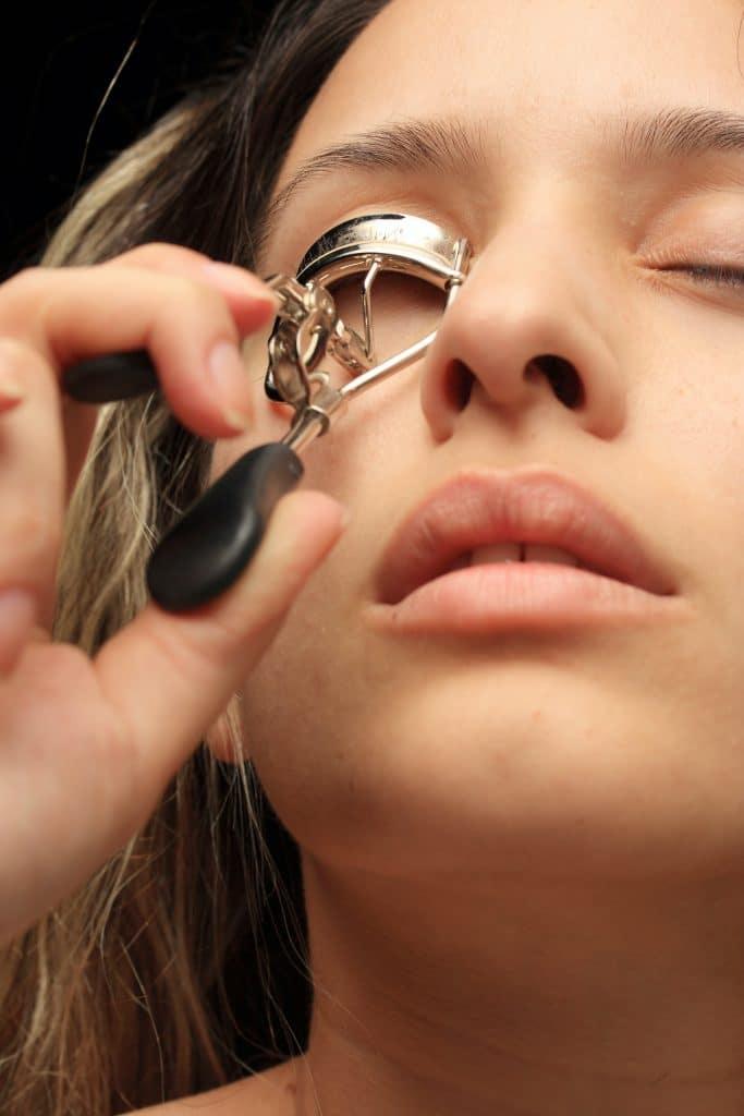 maquillage cils sans mascara