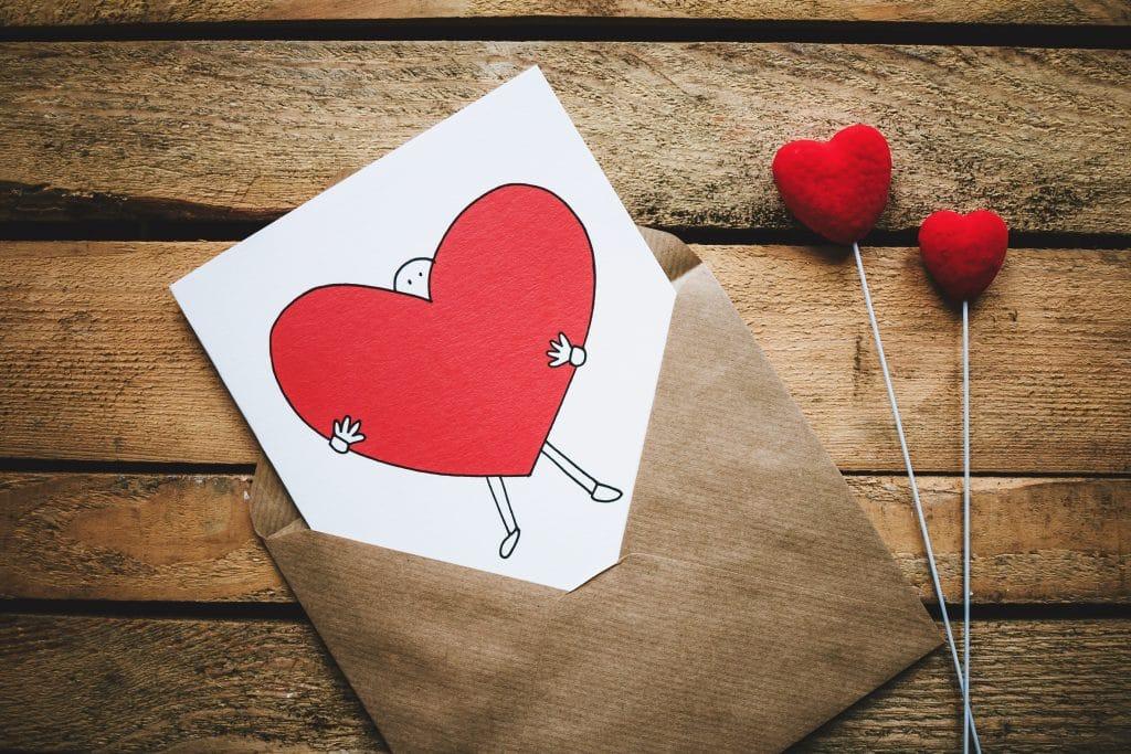 Une lettre d'amour