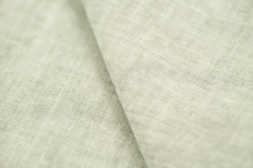 Matières naturelles : coton et lin