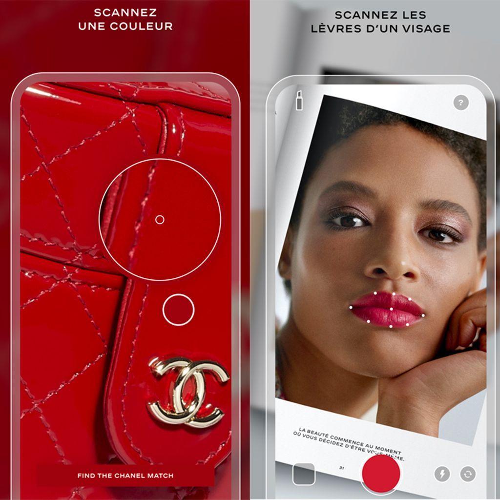 lipscanner chanel rouge à lèvres