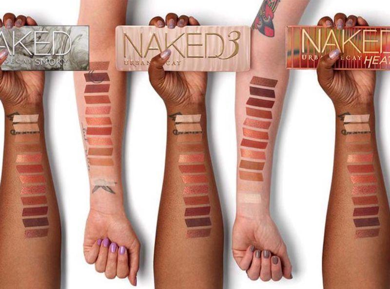 marque maquillage vegan Urban Decay