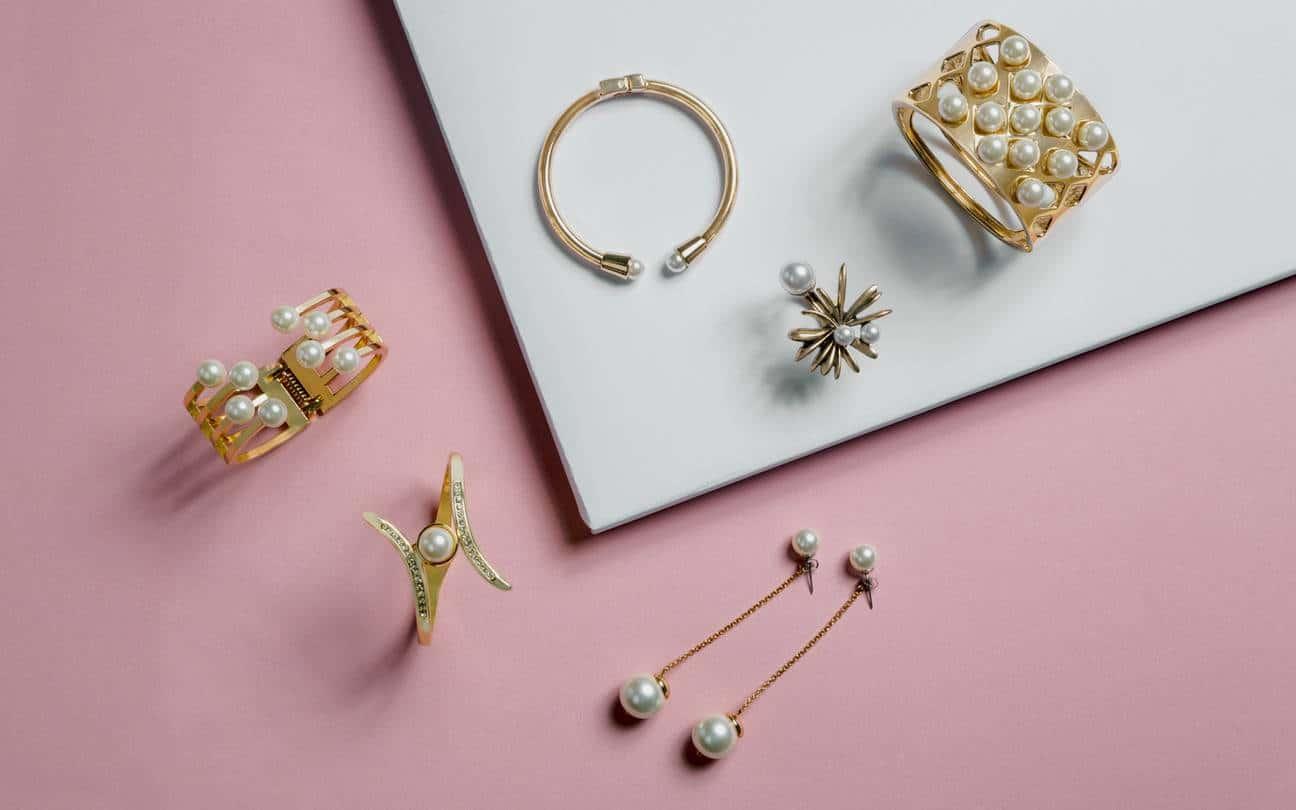 bijoux en perles, tendance 2021