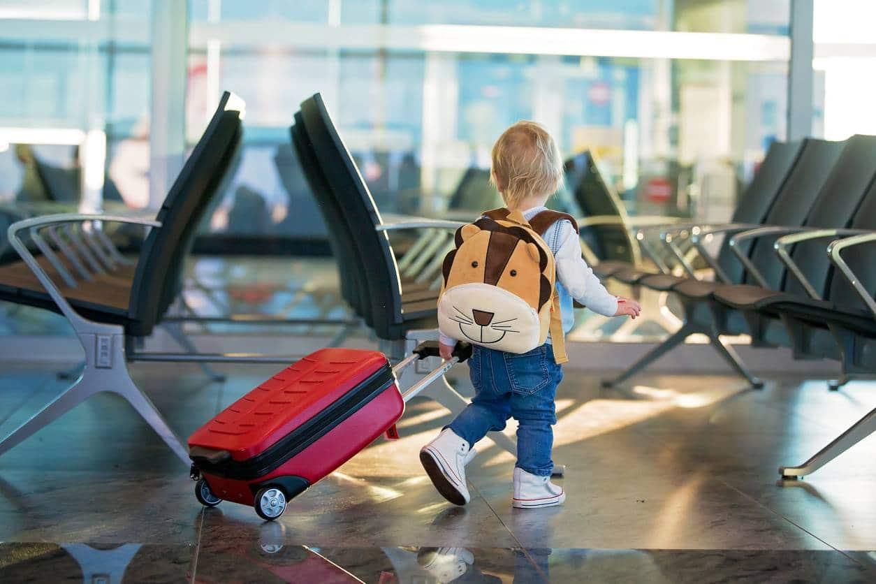 sac de voyage pour enfant