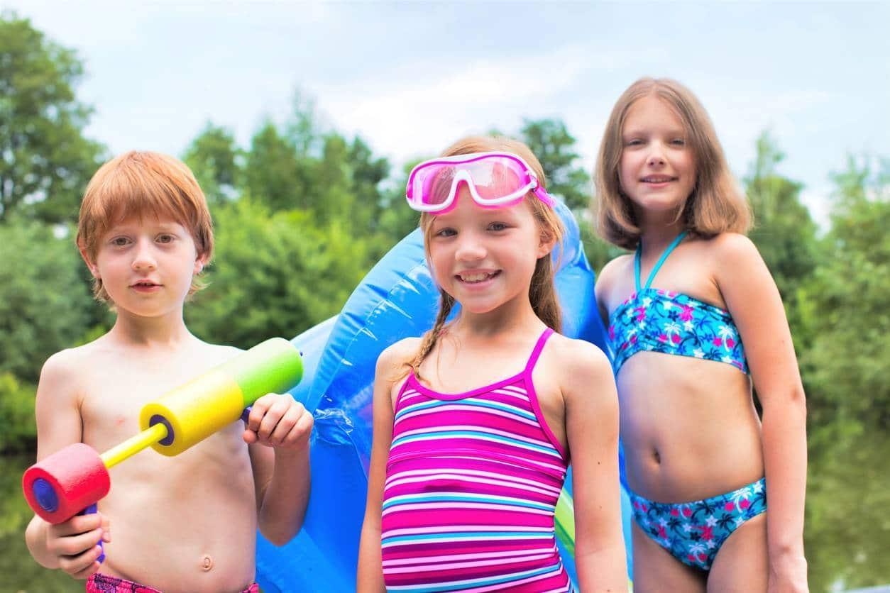maillots de bain pour enfant