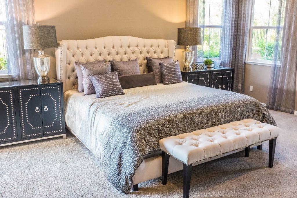 Quelle matière choisir pour sa tête de lit ?