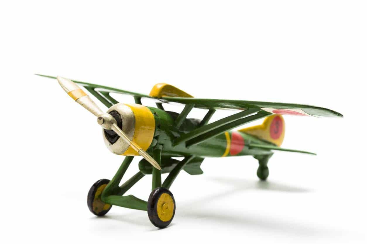 modélisme avion miniature