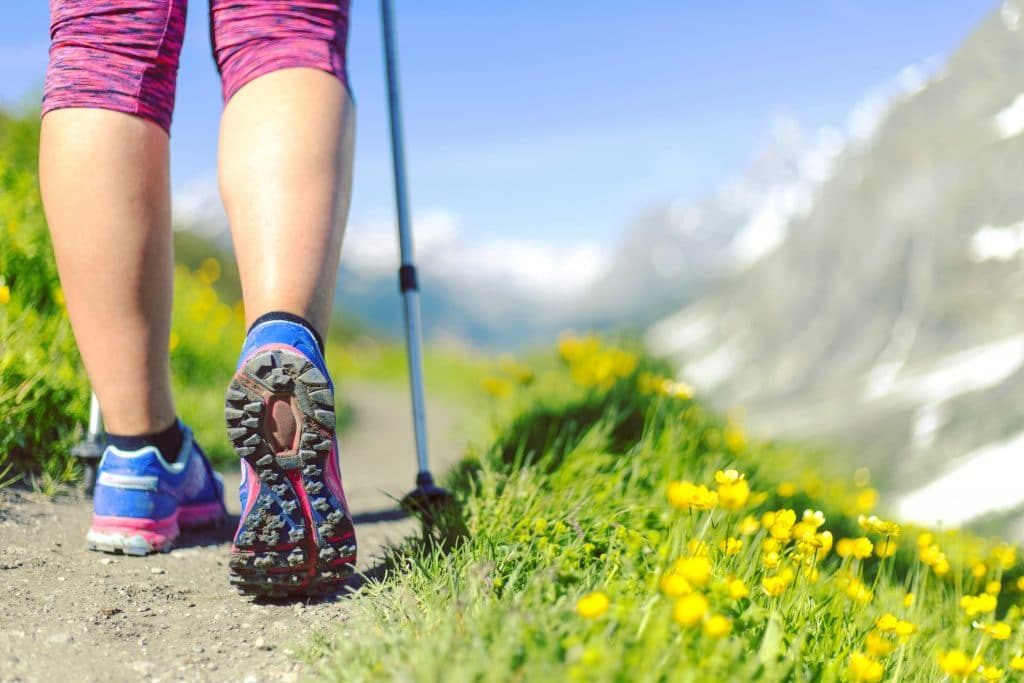 Notre sélection des 5 meilleures applications de randonnée