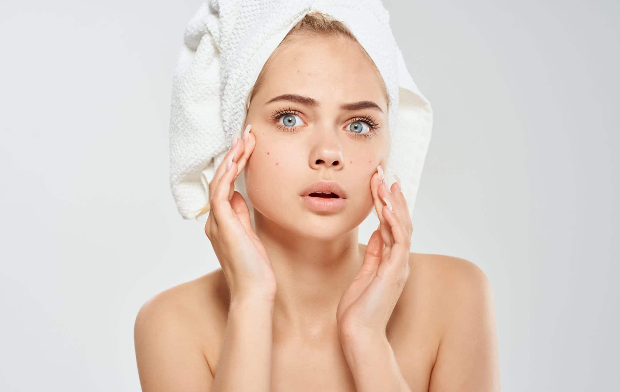 fond de teint peau sensible