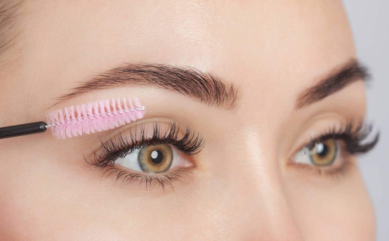 faux-cils magnétiques regard maquillage