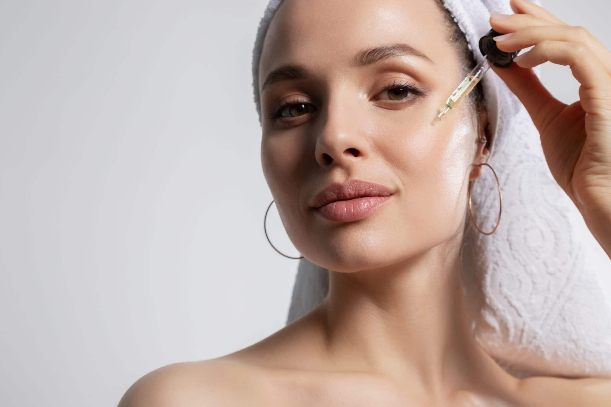 bienfaits huile de chanvre visage
