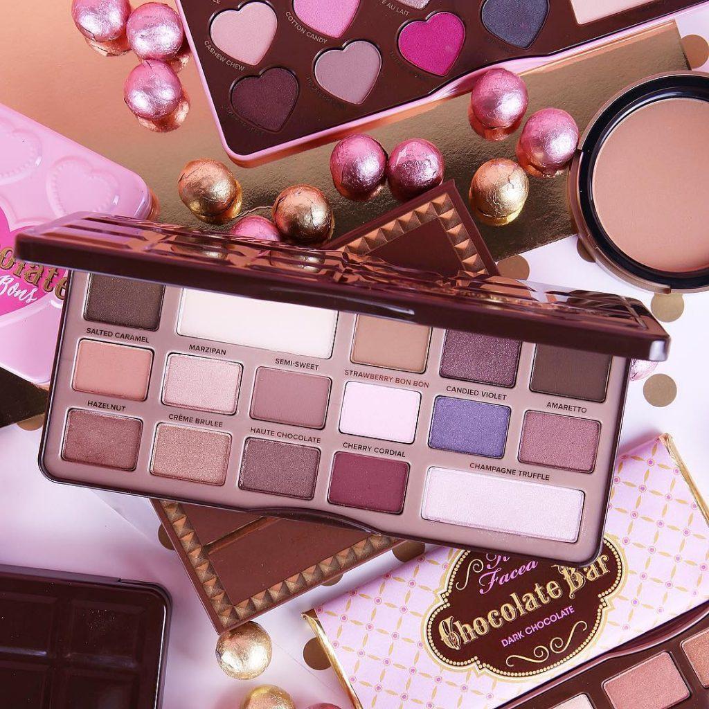 Too Faced Chocolate bar : mon avis