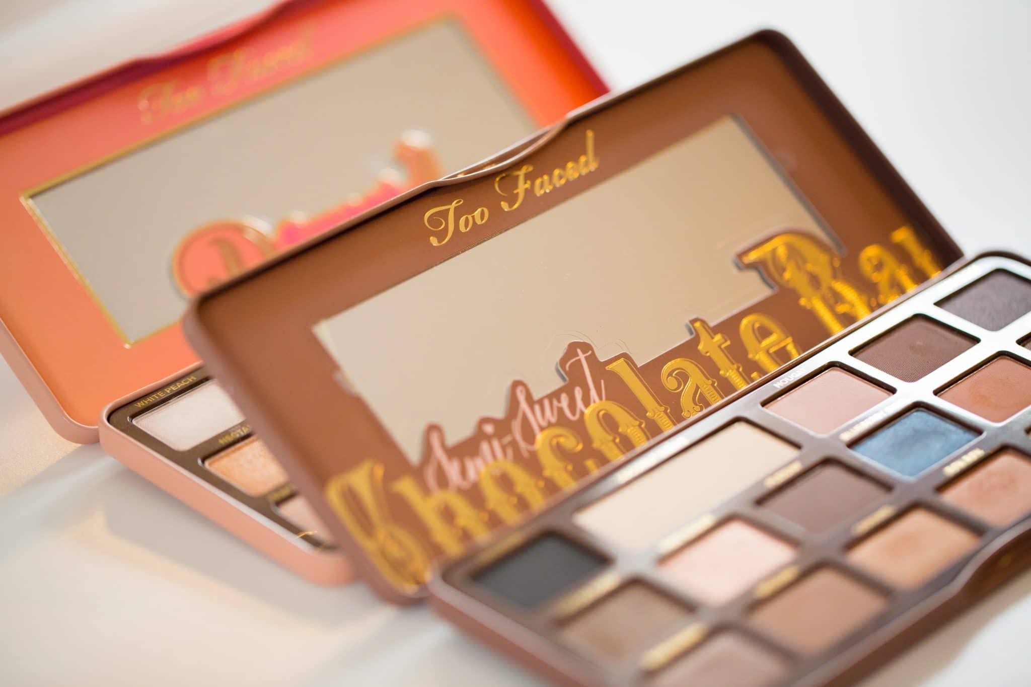 chocolate bar too faced avis