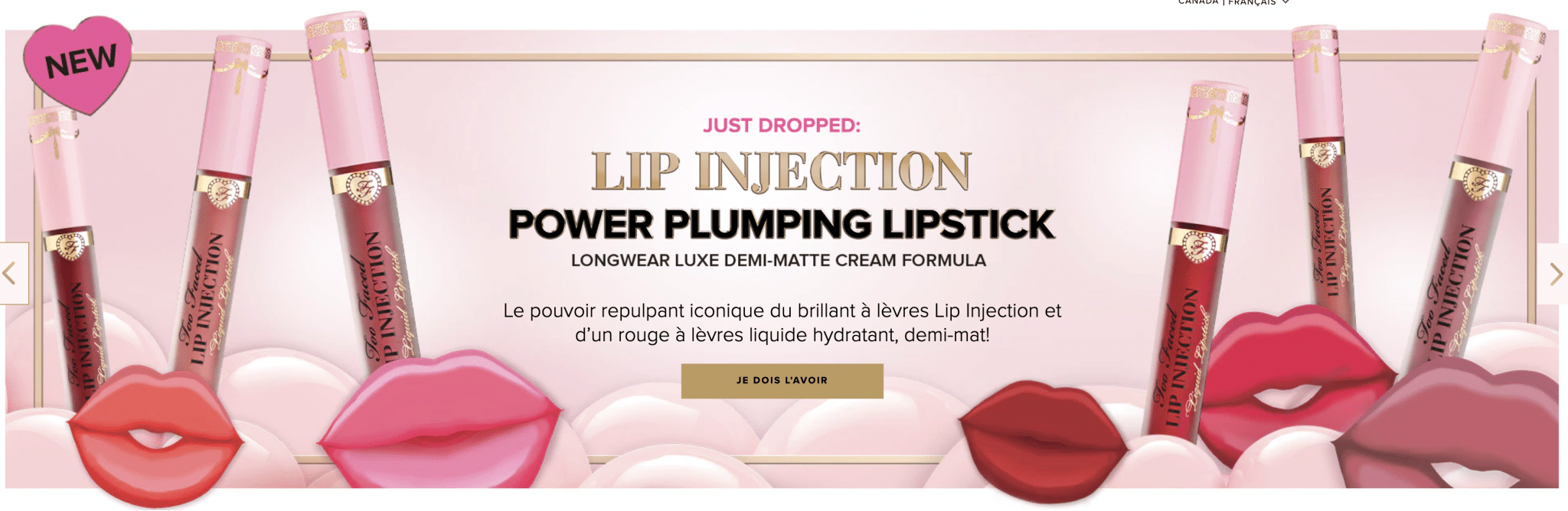 lip injection too faced avis