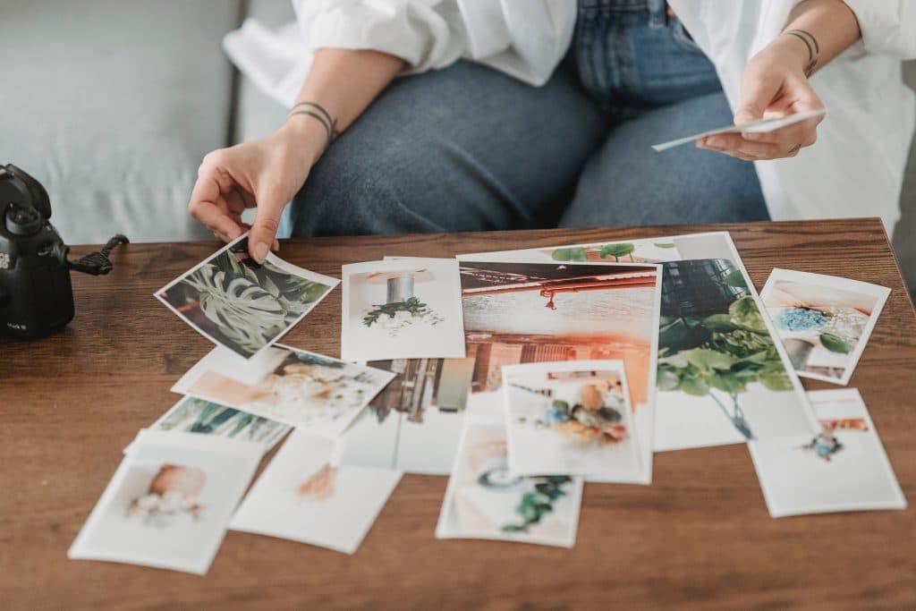 5 objets sur lesquels imprimer une photo