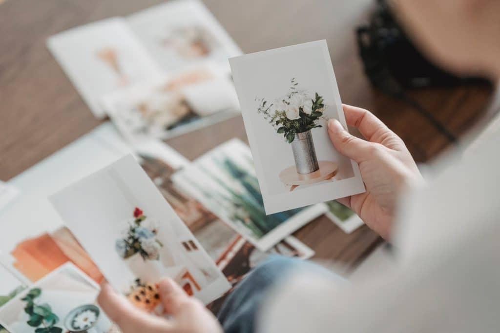 Voici cinq objets sur lesquels imprimer une photo