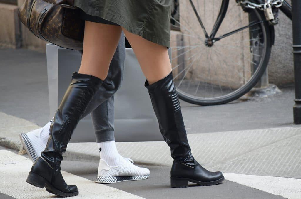 Quelle paire de bottes pour des jambes fines ?