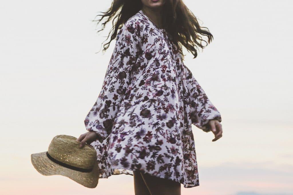 choisir la coupe de sa robe de plage