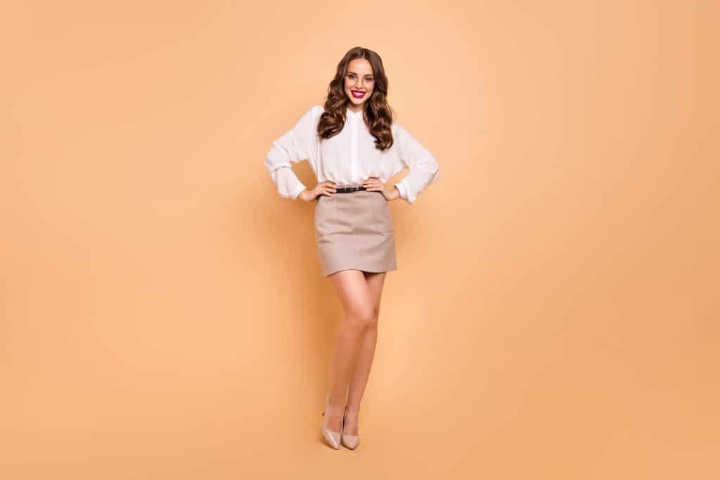 Quelle jupe pour ma morphologie ?